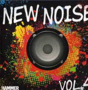 Metal Hammer-New Noise Vol.4CD 2017